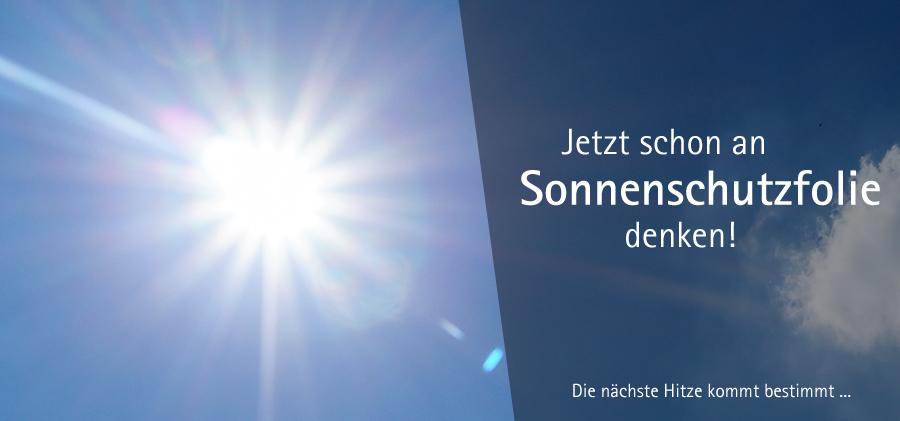 Sonnenschutzfolie